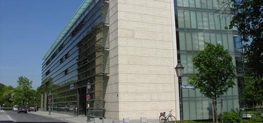 Generalverwaltung Max-Planck-Gesellschaft
